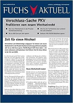Verschluss-Sache PKV: Profitieren vom neuen Wechselrecht