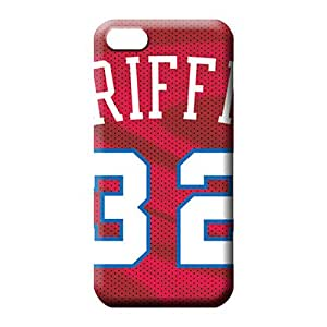 iphone 5c Popular Slim Fit pattern mobile phone carrying cases player jerseys