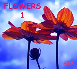 Children's Book: Flowers 1 (Amazing Pictures Of Flowers For Kids)(Beginner Readers eBook Series for age 2-6) by [AYA]