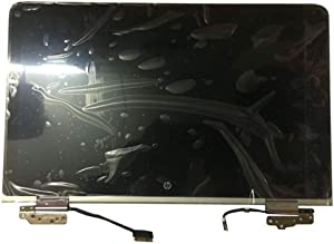 """15.6"""" UHD 4K 3840x2160 LCD Screen IPS LED Display with Touch Digitizer and Cover Complete Full Assembly Fit HP Spectre X360 15T-AP Series"""