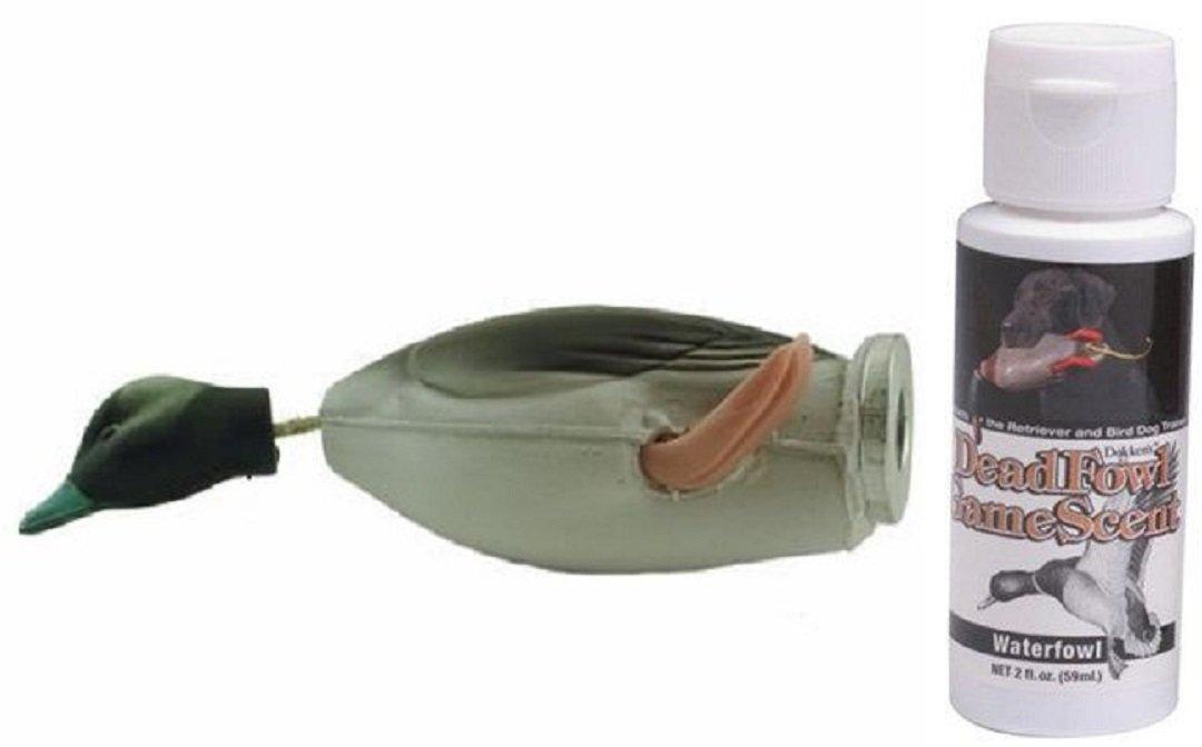 Bufflehead maniquí lanzador y aves acuáticas aroma Kit - 2OZ by Dokken LD400/DS100: Amazon.es: Deportes y aire libre