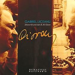 E. M. Cioran: Itinerariile unei vieti