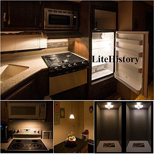 LiteHistory-2W-T7T20T22-edison-E17-led-bulbsFor-Microwave-ovenFreezerRefrigeratorstove-light-and-desk-lightETLnon-Dimmable250lm25W-equivalentWarm-white-2700K2-Pack