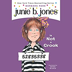 Junie B. Jones Is Not a Crook, Book 9