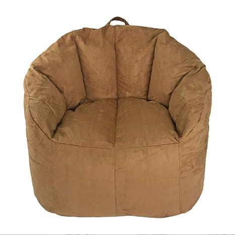 Awe Inspiring Amazon Com Zlj Lazy Couch Bean Bag Living Room Bedroom Dailytribune Chair Design For Home Dailytribuneorg