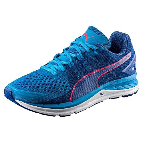 Puma Speed 1000 S Ignite - Zapatillas de running Hombre TRUE BLUE-BLUE DANUBE-Bright Plasma