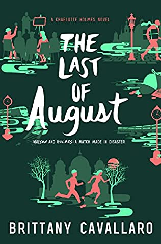 book cover of The Last of August