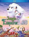 Jungle Emperor Leo Blu Ray