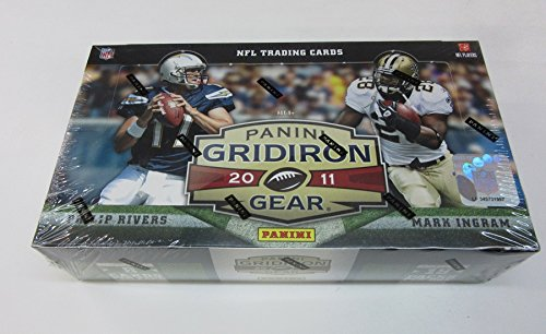 2011 Panini Donruss Gridiron Gear Football Box - Cards 2011 Football