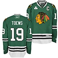 Reebok Chicago Blackhawks Jonathan Toews Premier Jersey
