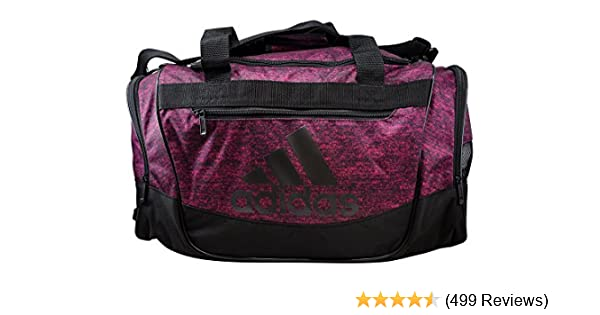 6aefed07de3a ... Amazon.com adidas Defender III Duffel Bag Clothing new concept 689c5  a3906 ...