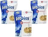 (3 Pack) Probios Probiotic Treats for Horses, Apple Flavor, 1 Pound each