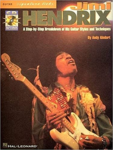 Download Jimi Hendrix Signature Licks PDF, azw (Kindle), ePub, doc, mobi