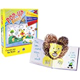 Creativity for Kids Create Your Own Pop-Up Books - Makes 2 Books - Teaches Beneficial Skills - Includes Story Ideas - For Ages 7 and Up