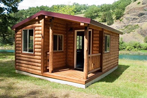 Romtec 2028ES - The Birdwatcher- Prefabricated Cabin