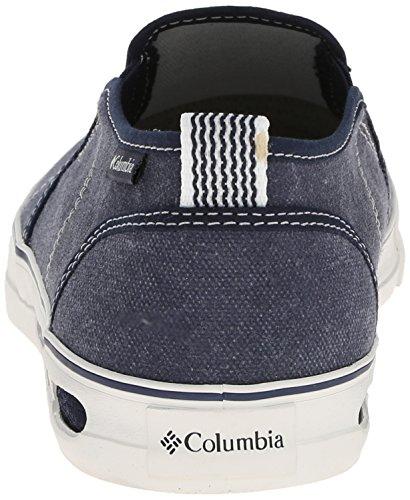 Mens Columbia Vulc N Vent Scarpe Casual Collegiate Navy / Sea Salt