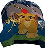 Lion Guard Disney The Comforter Reversible Twin/Full Bed