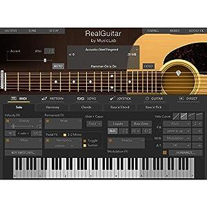 MUSICLAB REAL GUITAR 5
