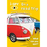 i-SPY On a road trip: What can you spot? (Collins Michelin i-SPY Guides)