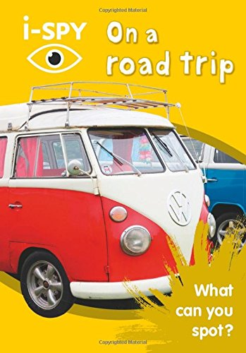 i-SPY On a road trip: What Can You Spot? (Collins Michelin i-SPY Guides) PDF