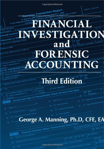 Financial Investigation+Forensic Acct.