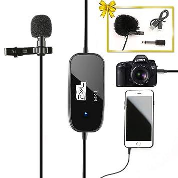 Pixel Lavalier Lapel Microphone 236