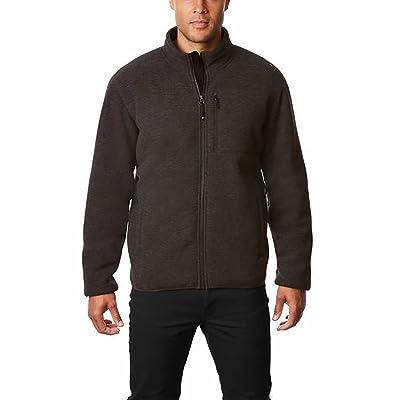 32 DEGREES Men Fleece Sherpa Jacket at Amazon Men's Clothing store