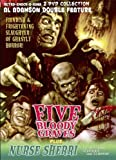 Five Bloody Graves/Nurse Sherri 2-DVD Grindhouse Edition