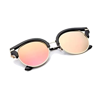 Gafas Gafas de Sol Mujer Gafas polarizadas Protección contra la Radiación Protección UV UV400 (Color