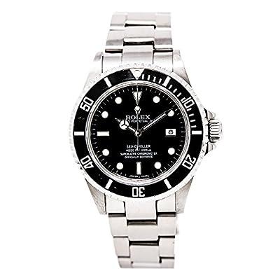 Rolex Sea-Dweller automatic-self-wind mens Watch 16600 (Certified Pre-owned)