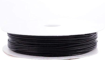 Brown 6m elastic cord