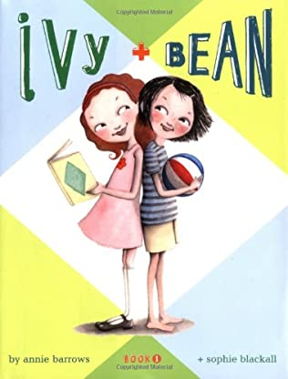 book cover of Ivy and Bean