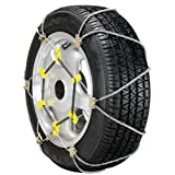 Security Chain Company SZ492 Super Z8 8mm Commercial and Light Truck Tire Traction Chain, Set of 2