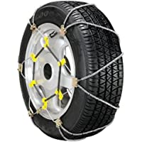 2-Pack Security Chain Company SZ343 Shur Grip Super Z Passenger Car Tire Traction Chain