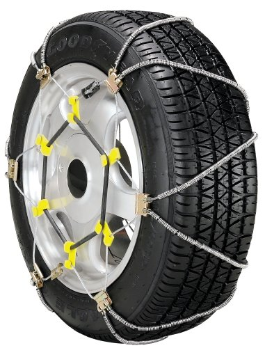 Security Chain Company SZ343 Shur Grip Super Z Passenger Car Tire Traction Chain - Set of 2 ()