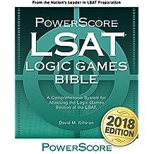 The PowerScore LSAT Logic Games Bible (Powerscore Test Preparation)