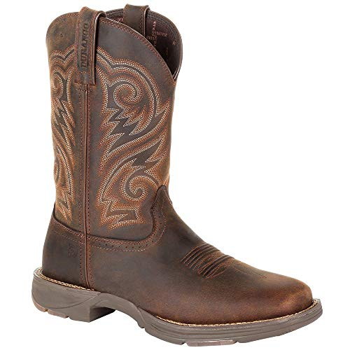 Durango Mens Ultralite Western Western Boots Brown ()