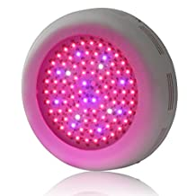 Lightimetunnel 270W LED Grow Light UFO Full Spectrum for Indoor Plants Greenhouse Hydroponics Veg Growing and Flowering