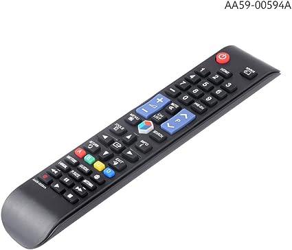 Mando a Distancia Compatible para Samsung AA59-00594A/00602A Smart ...