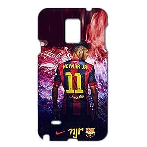 Neymar Print Phone Case For Samsung Galaxy Note 3 Barcelona Football Club Player Slim Protective Case For Boys FC001