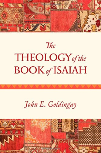 The Theology of the Book of Isaiah [John Goldingay] (Tapa Blanda)