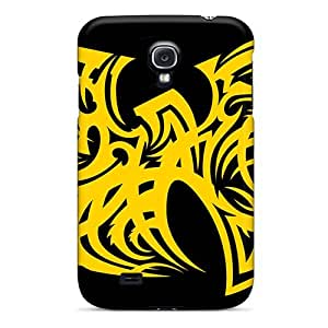 Flexible Tpu Back Case Cover For Galaxy S4 - Wu Tang
