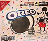 4 pack of Limited Edition Mickey Mouse Oreos