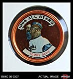1964 Topps Coins # 153 All-Star Tommy Davis Los Angeles Dodgers (Baseball Card) Dean's Cards 5 - EX Dodgers