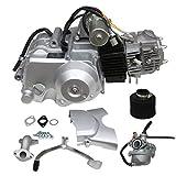JCMOTO 125cc Engine 4 Stroke Motor Semi-Auto for Honda XR...