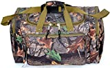 EXPLORER Duffel Bag, Wildland, 22 x 11 x 12-Inch