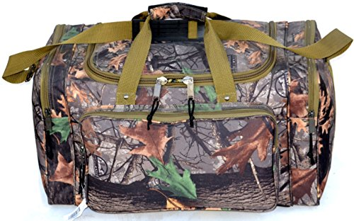 EXPLORER Duffel Bag, Wildland, 22 x 11 x 12-Inch