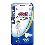 GOO.N 大王 天使系列短裤式纸尿裤 尿不湿 增量装 XL40片(适合12-17kg )