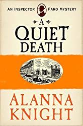 A Quiet Death (An Inspector Faro Mystery No.5)