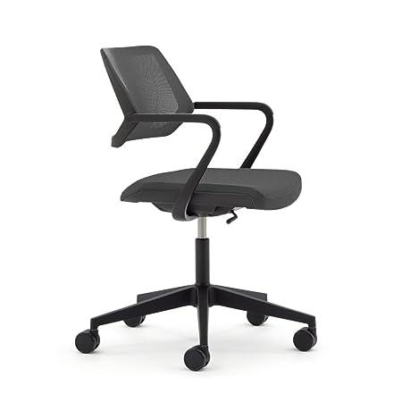Steelcase QiVi Chair, Graphite Fabric